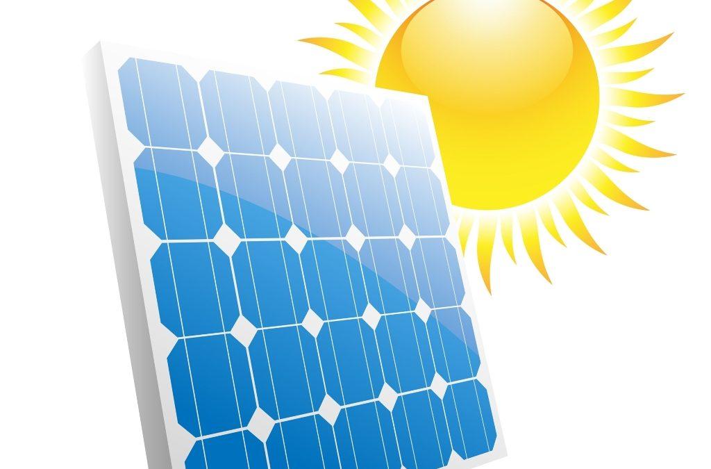 Maropak zasilany energią Słońca!